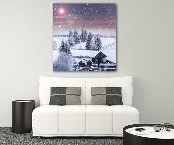 Winter Wonderland Art Prints