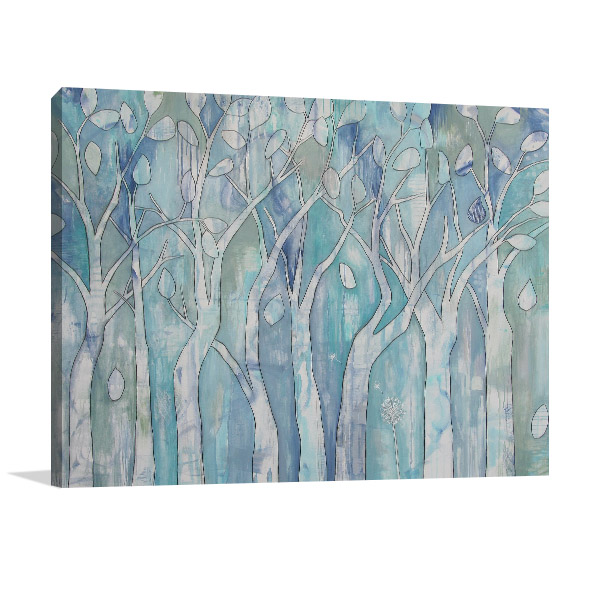 Paintings on Canvas | Wishing Trees