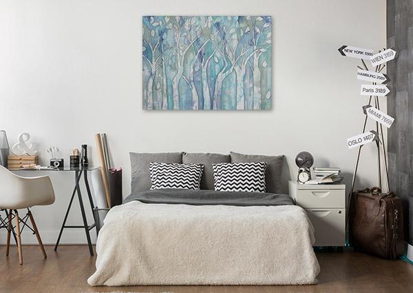 Wishing Trees | Wooden Frames Artworks