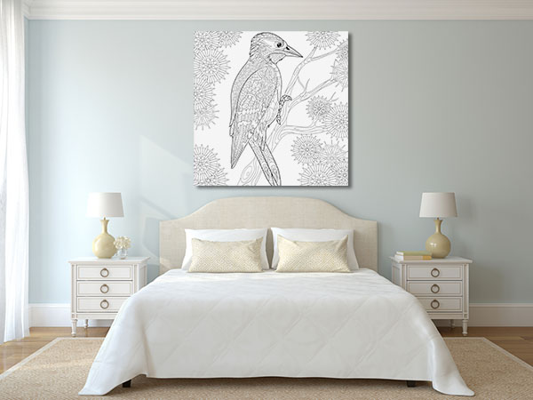 Woodpecker Artwork