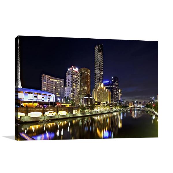 Yarra River Australia Print