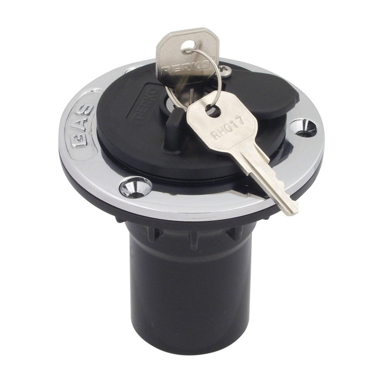 Perko 1324DP1BLK FUEL LOCKING CAP #1