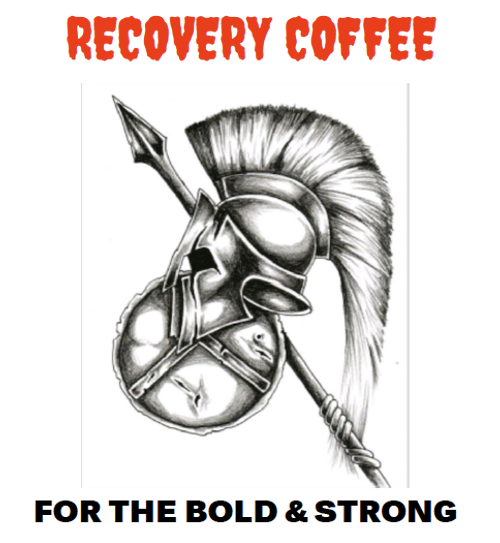 Help fight Addiction! Buy Recovery Coffee!  Strong & Bold, Recovery Coffee is a blend of 3 of the finest American Arabica Coffee Beans, roasted dark. This coffee has a bold flavor with notes of chocolate and nuts with a considerable  caffeine content and a smooth finish.    30 % of every dollar spent on Recovery Coffee will go directly to fund the Recovery Warriors Transportation & Scholarship Program. The Recovery Warriors is a nonprofit based in Bourbon County Kentucky. In partnership with Happy People Coffee Company, our hope is to help as many people as we can to find recovery from drug and alcohol addiction. With the money raised from Recovery Coffee, we will be able to help that many more!  A premium taste at a low cost that goes to help a great cause! Be bold & strong. Drink Recovery Coffee.  THE BOLD & STRONG RECOVER!