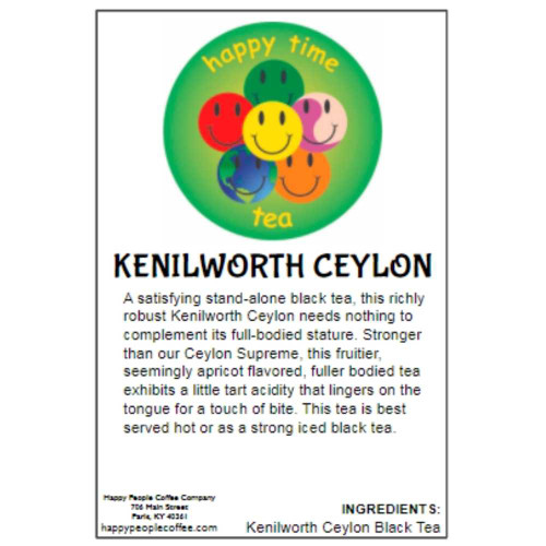 Kenilworth Ceylon Black Tea -5 oz