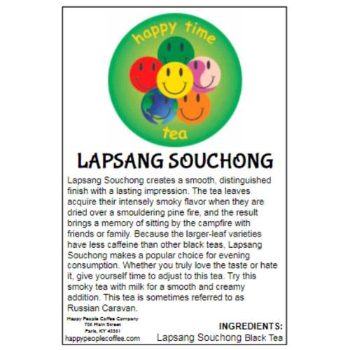 Lapsang Souchong Black Tea -5 oz