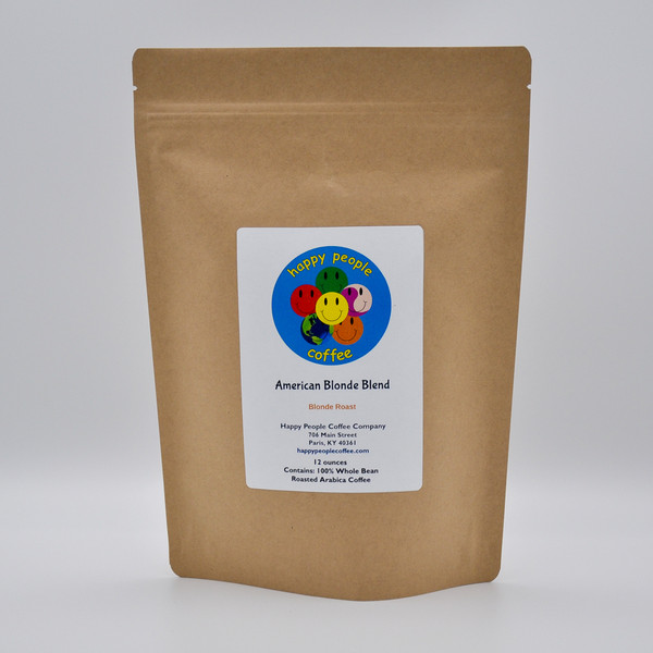 A wonderful mixture of City and Half City Roasts. This light body coffee carries a strong aroma of nut leaning heavily towards peanuts. It does not disappoint in flavor either! This is a light easy drinking, nut lover's dream!