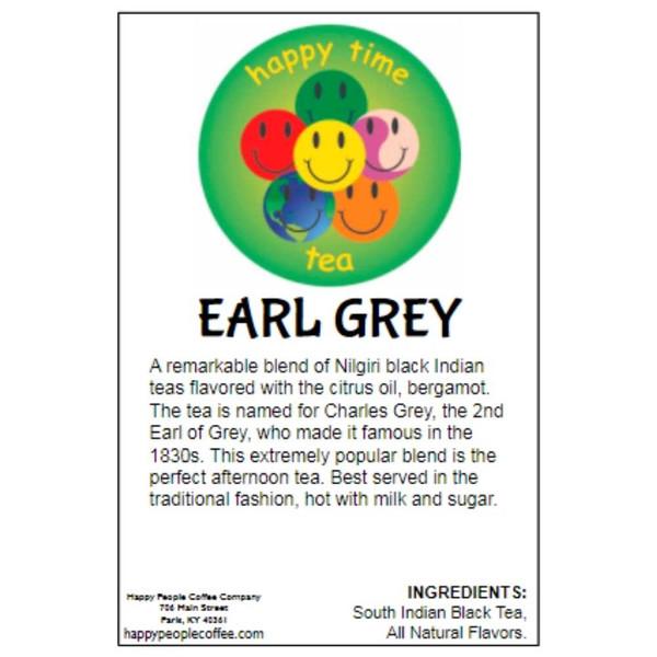 Earl Grey Black Tea -5 oz