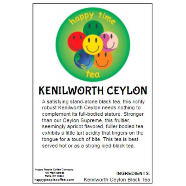 Kenilworth Ceylon Black Tea -5 oz