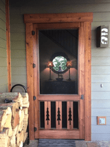 Fall Sale on All Screen Doors!