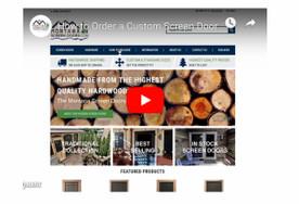 How to Buy a Custom Screen Door Online