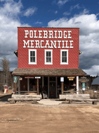 Montana Screen Door at the World Famous Polebridge Mercantile