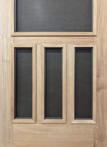 Premium Series Wood Screen Doors - Bellevue