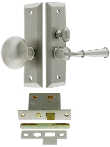 Plateau Mortise Lockset