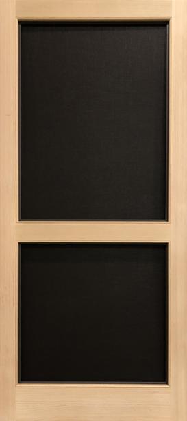 Select Series Wood Screen Doors - The Classic