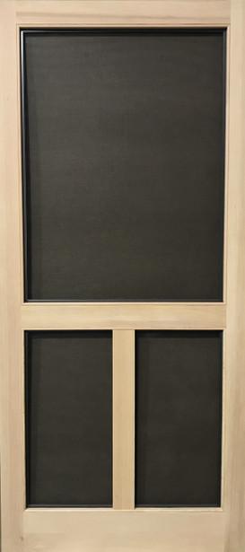 Select Series Wood Screen Doors - T Bar