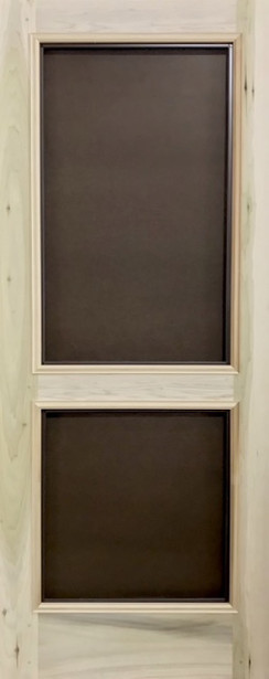 Premium Series Wood Screen Doors - The Classic