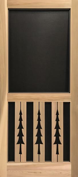 Select Series Wood Screen Doors - Three Trees