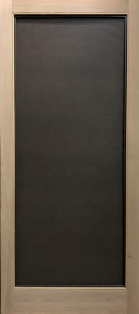 Standard Series Wood Screen Doors - Full View