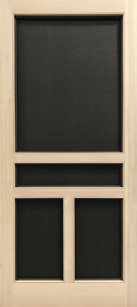 Standard Series Wood Screen Doors - Modern Craftsman