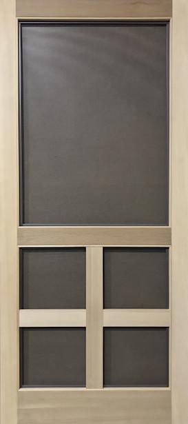 Select Series Wood Screen Doors - Four Square