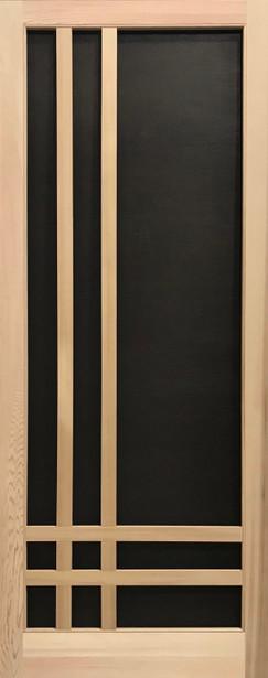 Select Series Wood Screen Doors - American Arts & Crafts
