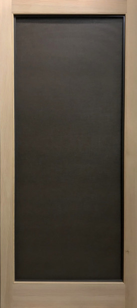 "Quick Ship - Standard Series Wood Screen Doors - Full View - 36"" x 81"" Cedar"