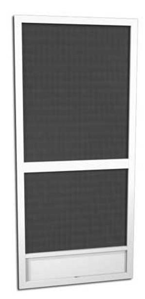 Glacier Breeze Aluminum Screen Doors- The Classic