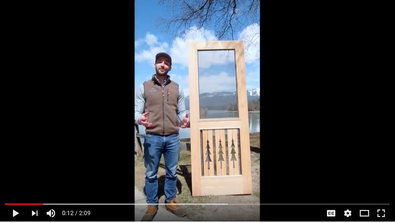 Video Walk-Through of Our Premium Series Doors!