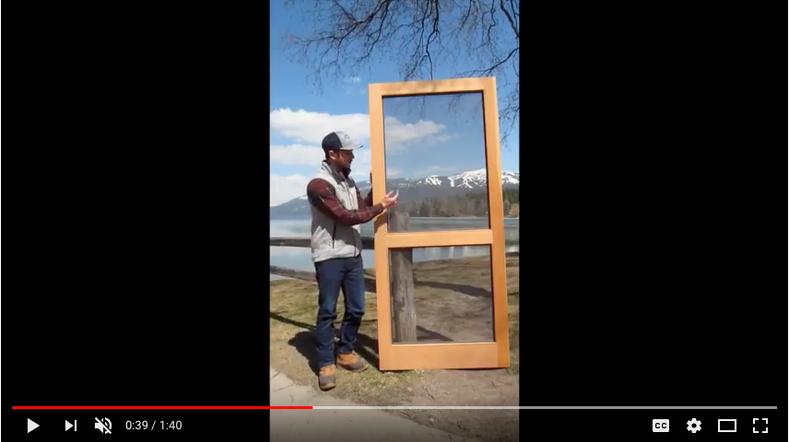 Video Walk-Through of Our Standard Series Doors!
