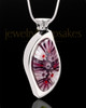Stainless Steel Tender Memories Keepsake Pendant