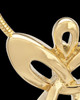 Gold Plated Messenger of Love Cremation Keepsake