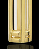 Hold Me Close Gold Plated Cylinder Keepsake