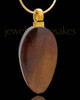 Woodland Teardrop Cremation Pendant