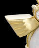 Gold Plated Opal Lovely Messenger Urn Keepsake
