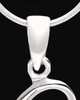 "Sterling Silver ""C"" Keepsake Jewelry"