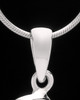 "Sterling Silver ""G"" Keepsake Jewelry"