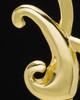 "Gold Plated ""K"" Keepsake Jewelry"