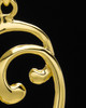"Gold Plated ""Q"" Keepsake Jewelry"