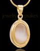 Gold Plated Blush Love Keepsake Jewelry