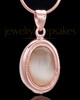 Rose Gold Plated Blush Love Keepsake Jewelry