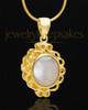 Gold Plated Guardian Keepsake Jewelry