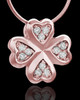 Rose Gold Plated My Clover Keepsake Jewelry