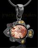 Black Plated Under the Sea Keepsake Jewelry