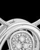 Sterling Silver Fluttering Heart Keepsake Jewelry