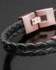 Rose Gold Plated Remember Me Bracelet Keepsake Jewelry
