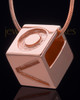 Rose Gold Plated Boxed Love Keepsake Jewelry