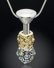 Stainless Millenium Cremation Pendant with Fetch Me Bone Charm