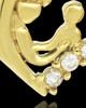 Gold Plated Unconditional Heart Keepsake Jewelry