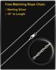 Necklace Urn Sterling Silver Starling Keepsake