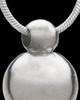 Keepsake Pendant Silver Plated Joyful - Eternity Collection